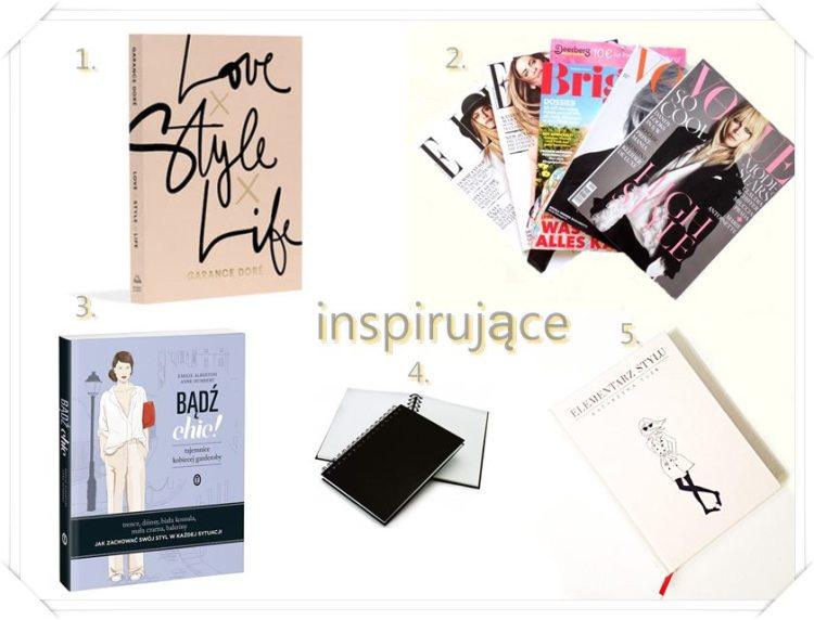 inspirujące prezenty dla miłośniczki mody