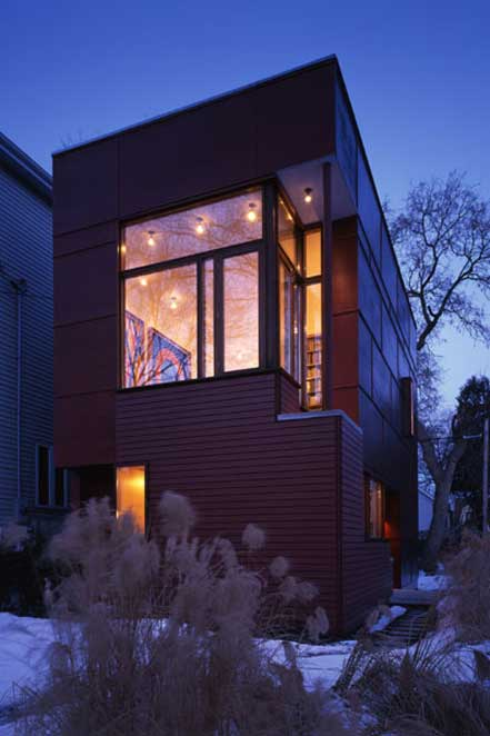 Shim Sutcliffe Architects Craven Road House And Studio