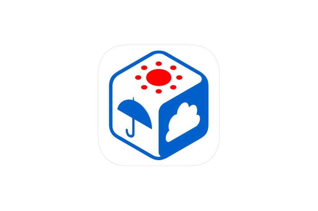 iPhoneアプリ tenki.jp