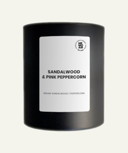 sandalwood doftljus