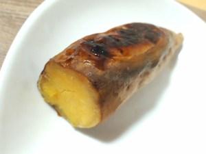 無水鍋で作った安納芋の焼き芋