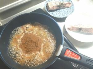 豚ヒレ肉の低温調理香草焼き