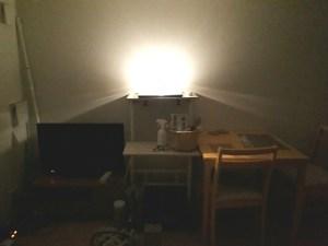 ソネングラスMiniの明るさ