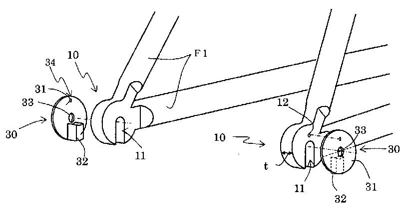 ナカガワエンドワッシャー特許図1