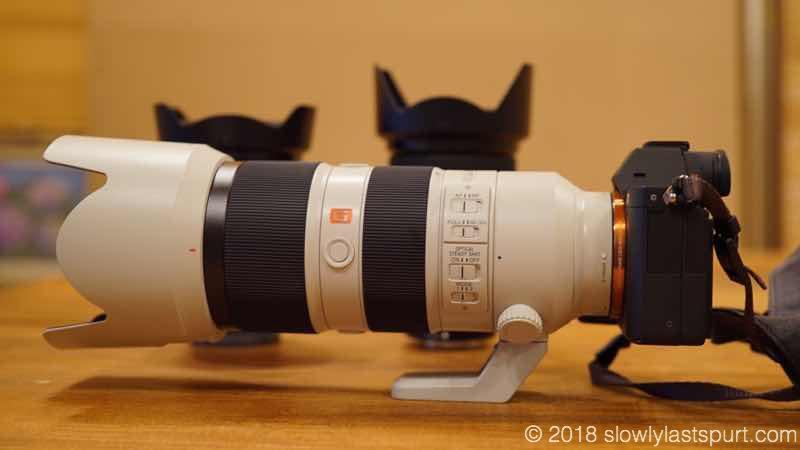 FE 70-200mm F2.8 GM α7RⅡ