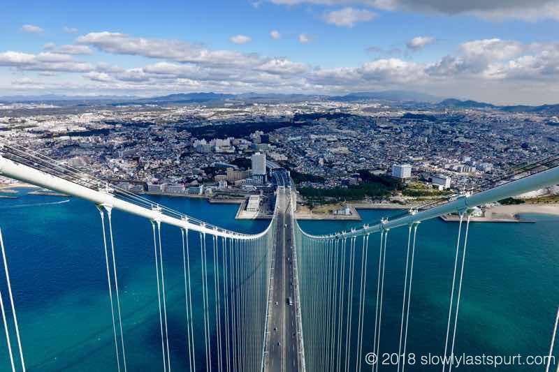 RX100M6 明石海峡大橋