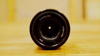 E 50mm F1.8 OSS