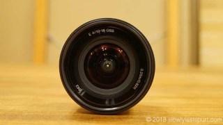 E 10-18mm F4 OSS