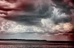stormy photo