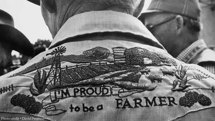 Proud to be a Farmer