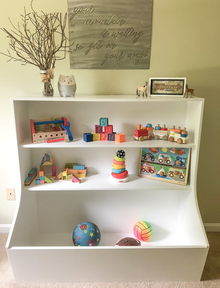 Toy Box Plans Slow Motion Mama