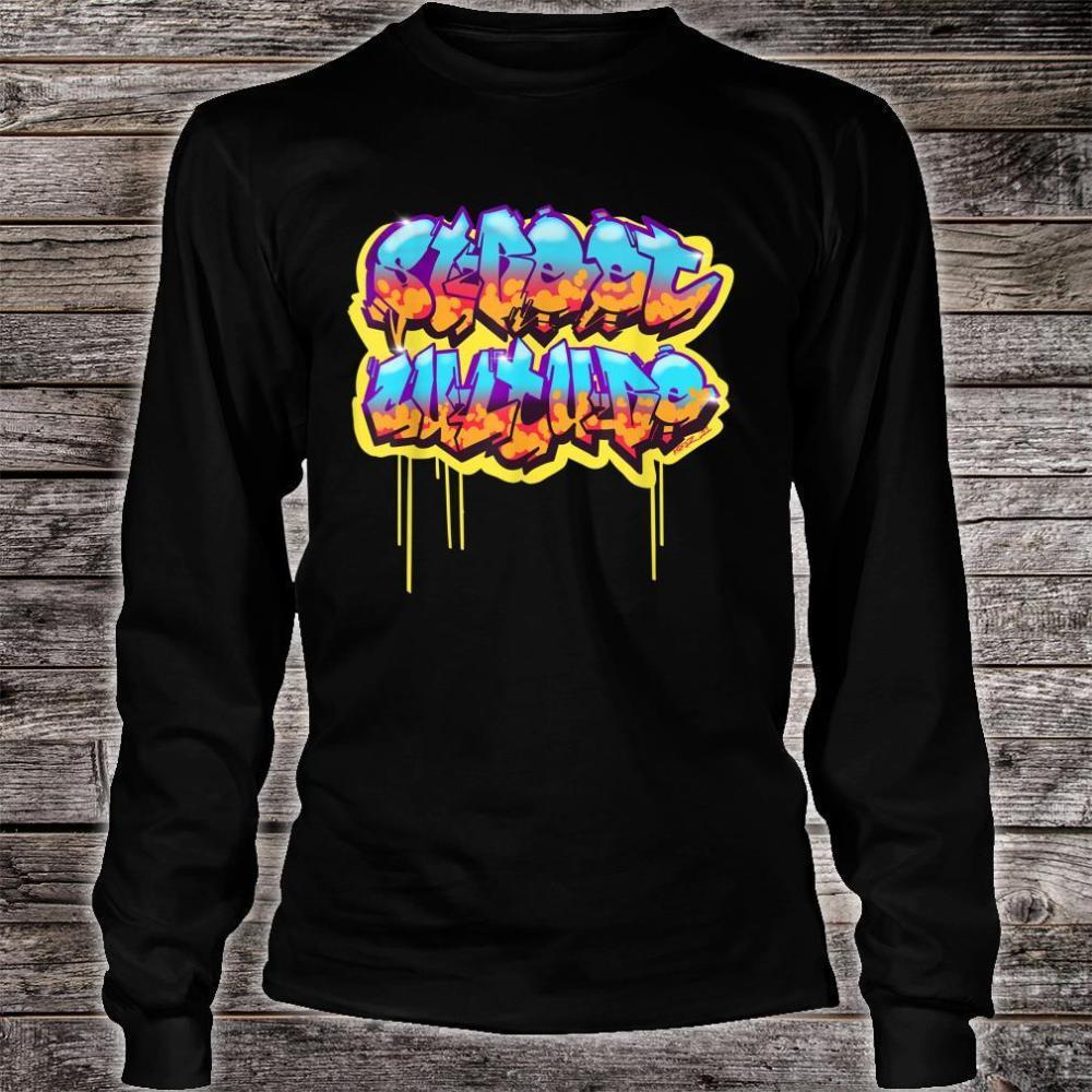 """Street Culture GraffitiStyle Urban Shirt long sleeved"