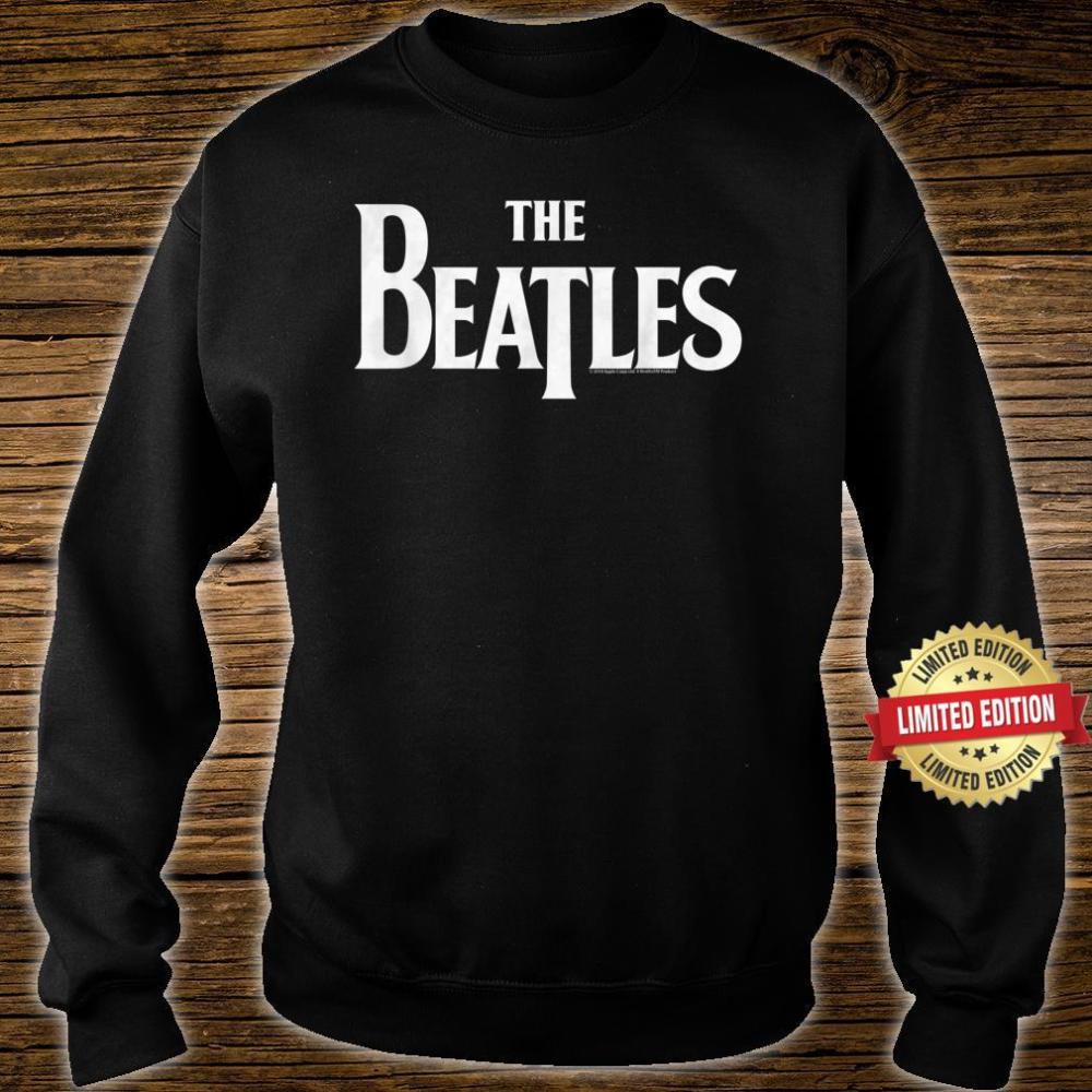 The Beatles Logo Shirt sweater
