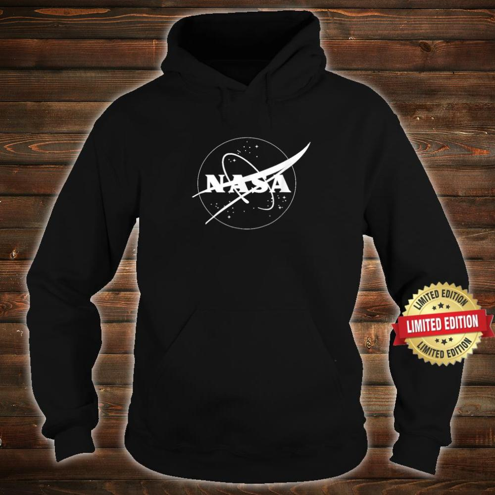 The Official One Color NASA Insignia Shirt hoodie