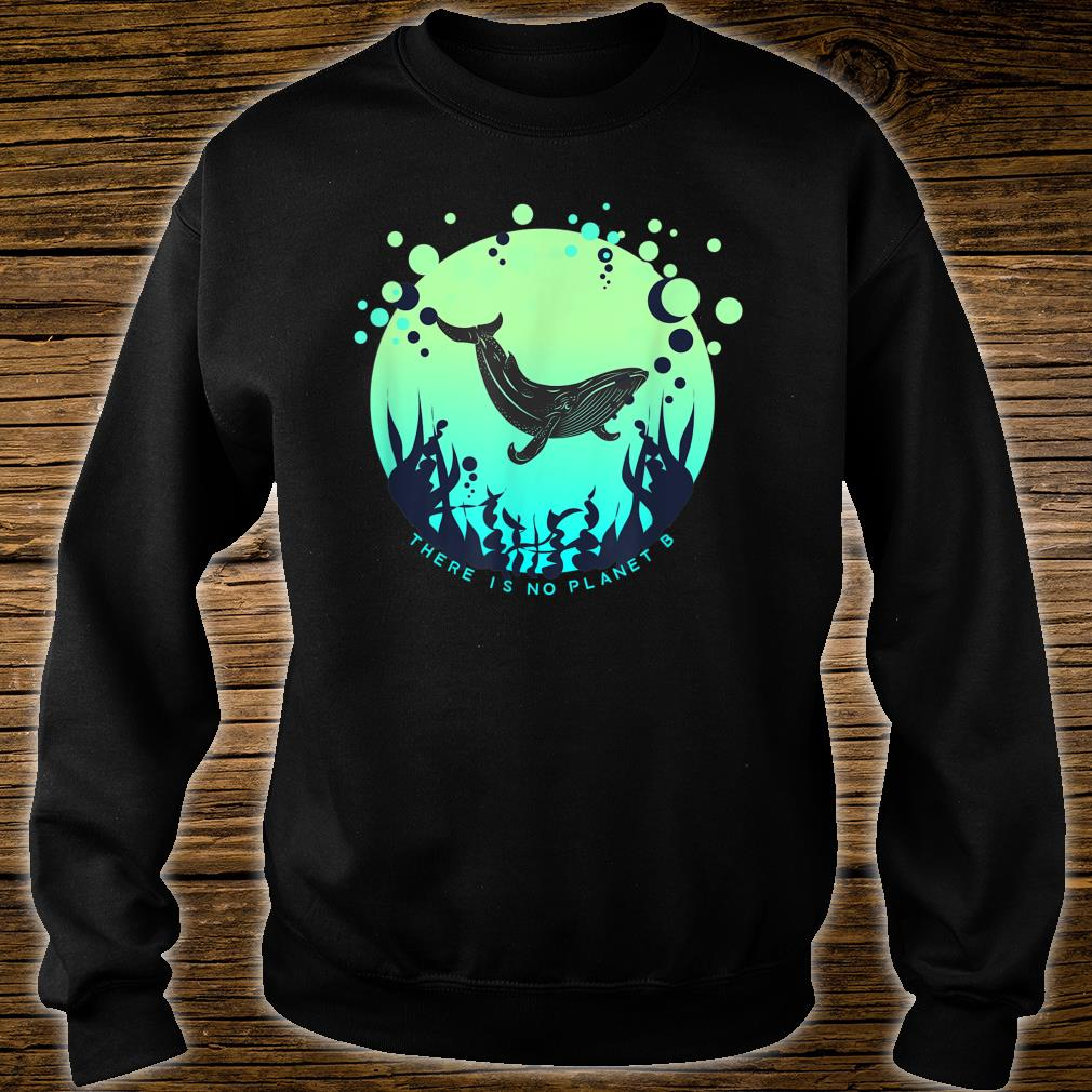 'There Is No Planet B' Shirt sweater