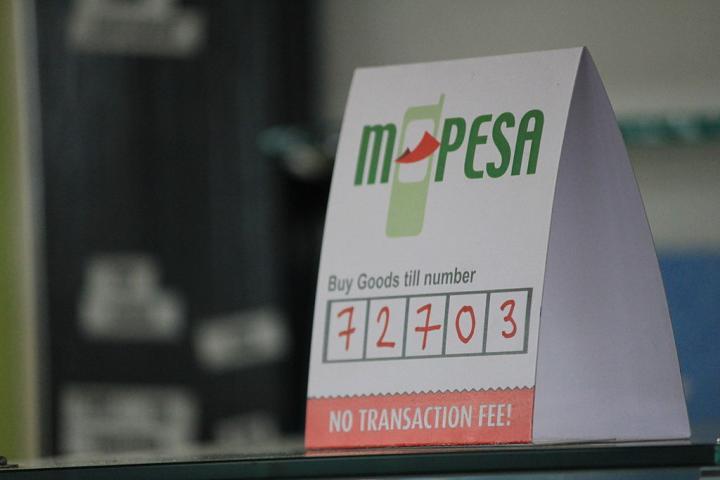 피처폰으로 쉽게 지불할 수 있는 M-Pesa