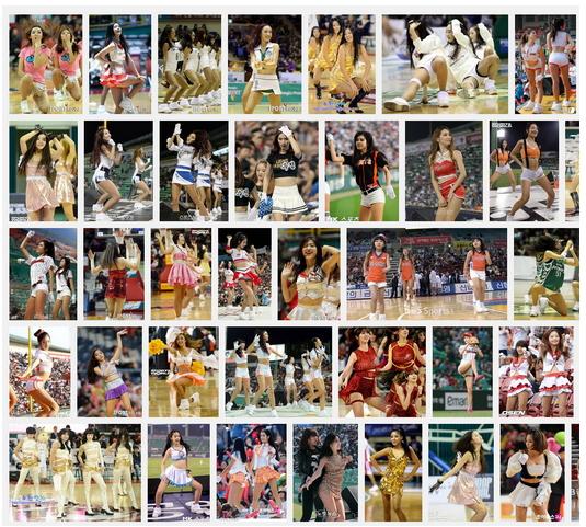 이 사진들은 포털 뉴스에서 내가 보던 사진들의 단지 일부에 불과하다. (출처 : 구글 검색)