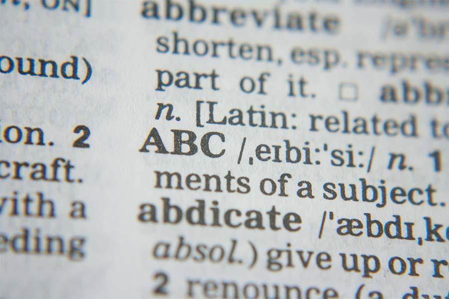 ABC (단어)