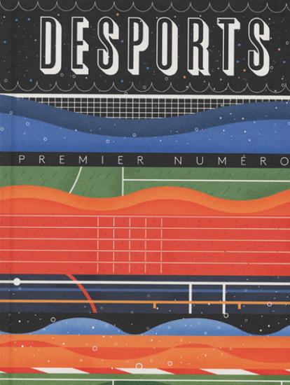 Desports cover