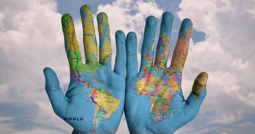 세계 글로벌 손