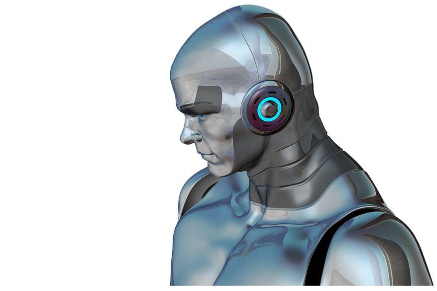 로봇 인공지능 A.I. 인간