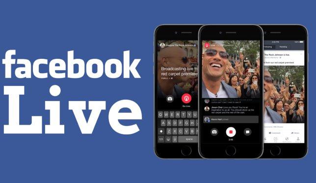 페이스북 라이브 비디오