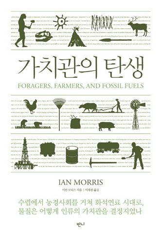 이언 모리스 ㅣ 이재경 옮김 ㅣ 반니 | 2016