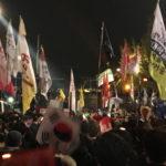 역사적인 촛불집회에 힘을 실어준 법원의 결정: 박근혜 하야 행진 가처분 사건