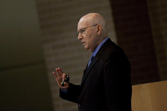 Mays Business School, Philip Kotler, CC BY NC ND https://flic.kr/p/8GN2D7
