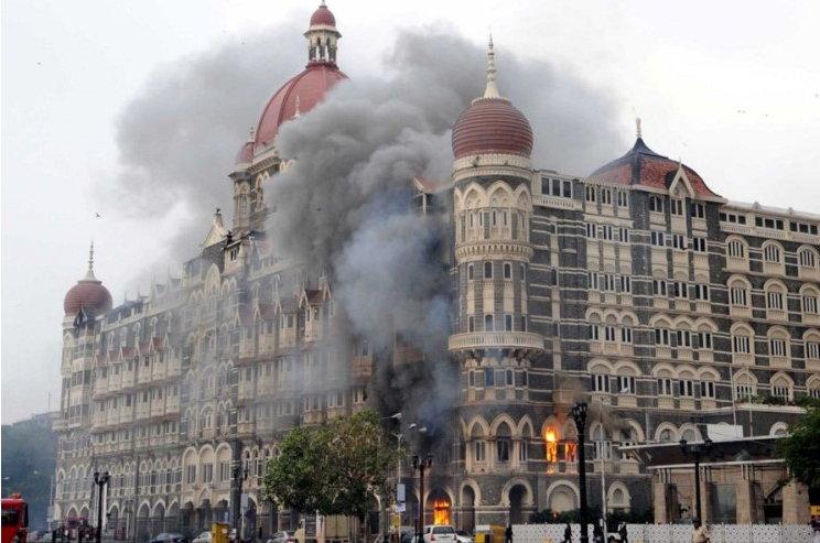 뭄바이 타지마할 호텔 테러