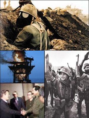 이란-이라크 전쟁(1980년 9월 22일 ~ 1988년 8월 20일)