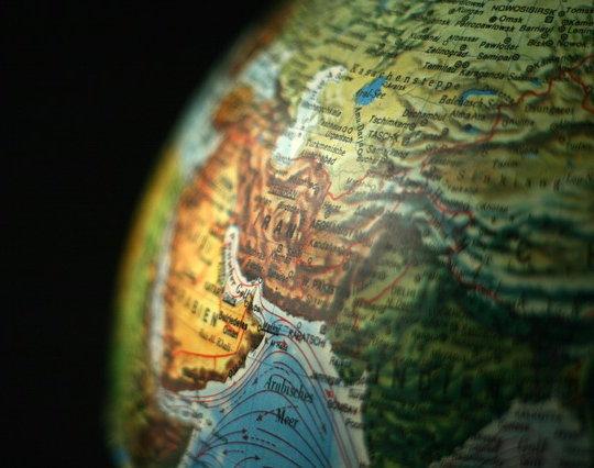 이란 중동