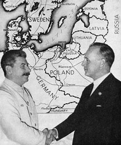 스탈린은 완충지대로서 폴란드를 포기할 수 없었다.