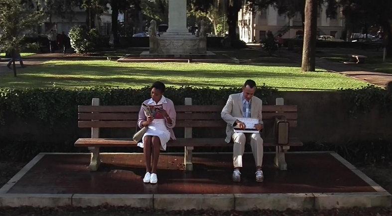 """""""엄마가 그랬어요. 인생은 초콜릿 상자와 같다고. 어떤 맛을 고를 지 모르니까요."""" 영화 [포레스트 검프] (1994) 중에서"""