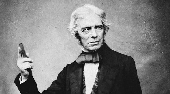 영국인이 가장 사랑하는 과학자, '전기 문명의 아버지' 마이클 패러데이 (1791년 9월 22일 ~ 1867년 8월 25일)