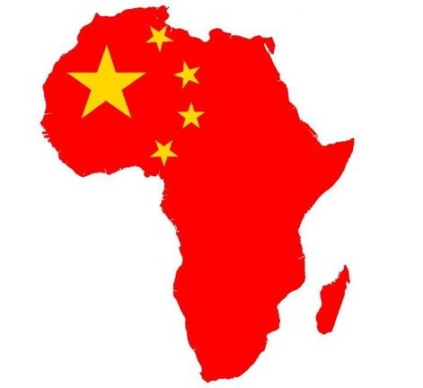 중국이 천연자원의 젖줄로 삼은 아프리카 대륙