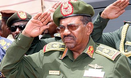 수단의 독재자, 학살자 오마르 알 바시르