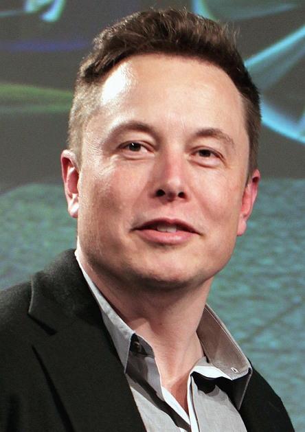 엘론 머스크는 로봇 등 기술 발전에 따라 일자리가 감소하면 기본소득이 필요할 것이라고 밝히기도 했다. (출처: 위키미디어 공용, CC BY 2.0)