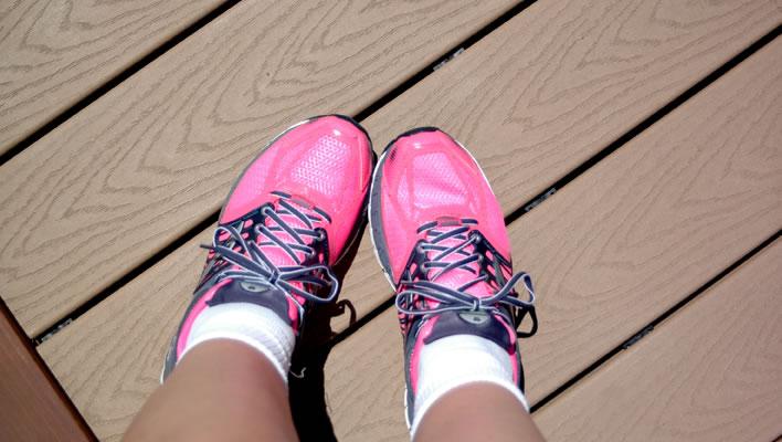 Women's Brooks Glycerin 11 in hot pink