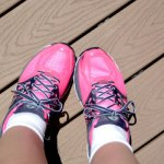 Women's Brooks Glycerin 11 in hot pink