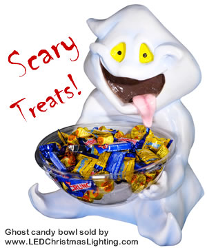 The Supernatural Effect of Halloween Candy