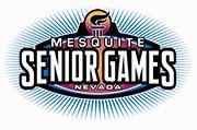 Mesquite Senior Games color logo