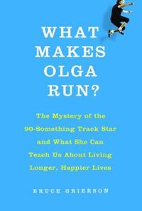 """What Makes Olga Run?"" Looks Like an Inspiring Read"