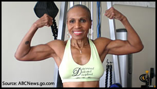 Fit & Ripped: Ernestine Shepherd