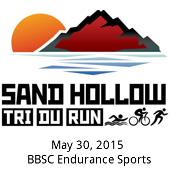 Race Recap: Sand Hollow Triathlon, Duathlon, 10K & 5K