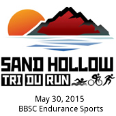 Sand Hollow Tri Du Run 2015