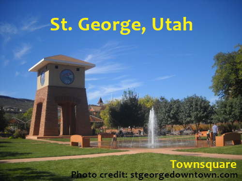 My Favorite Places to Eat in St. George, Utah