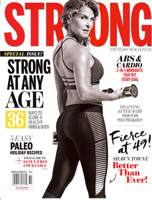 Choosing Strength Over Skinny: My Favorite Magazine Covers
