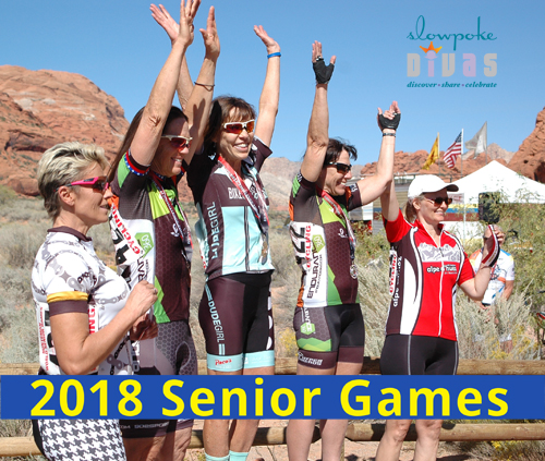 2018 Senior Games & Senior Olympics in the U.S.