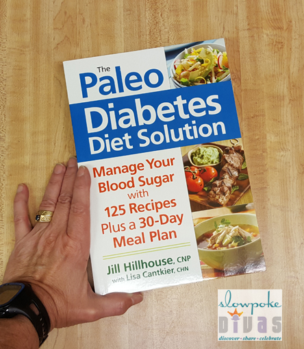 "Cover of ""The Paleo Diabetes Diet Solution"" by Jill Hillhouse"